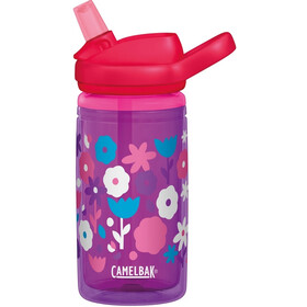 CamelBak Eddy+ Insulated Fles 400ml Kinderen, flower power